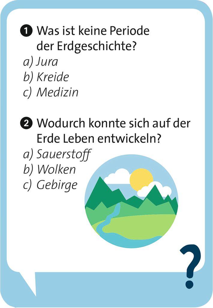 Pocket Quiz junior - Erde