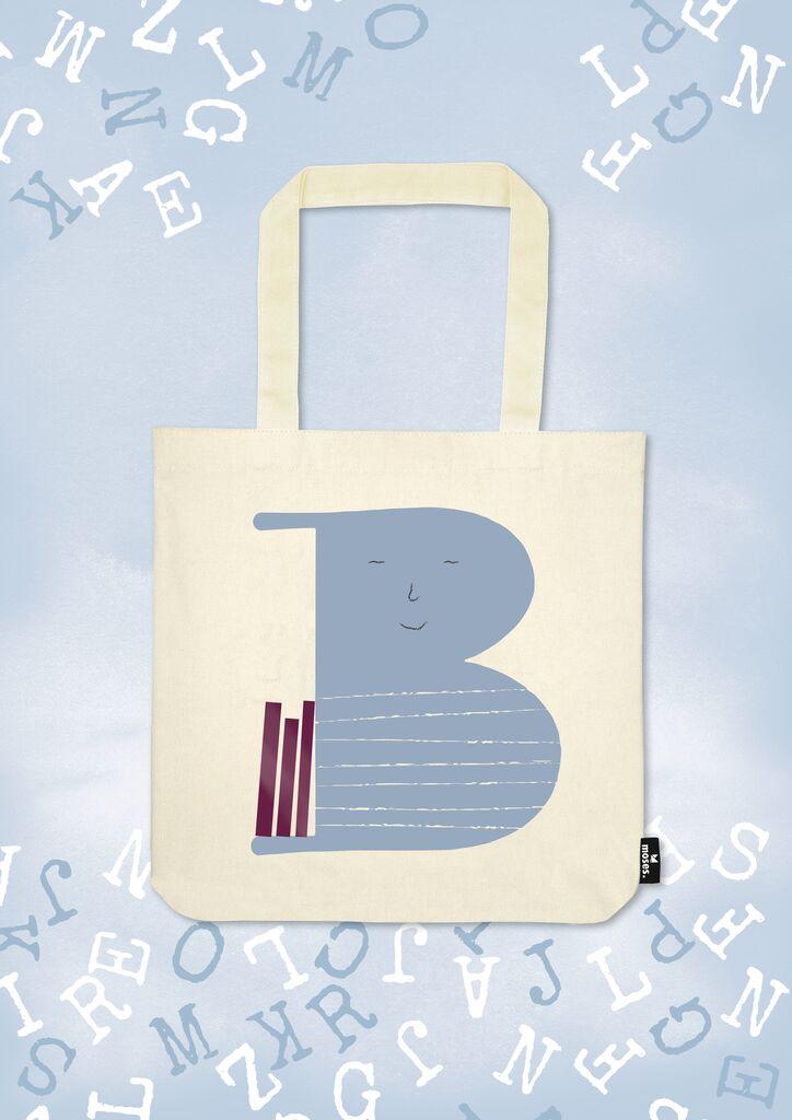 Shopper B wie Buch