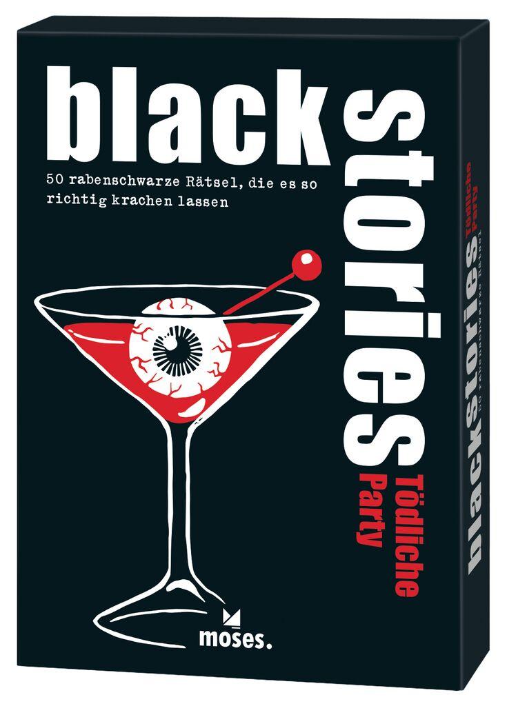 black stories - Tödliche Party