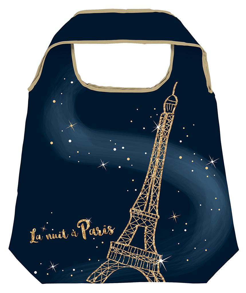 moses. Shopper Paris, faltbare Einkaufstasche