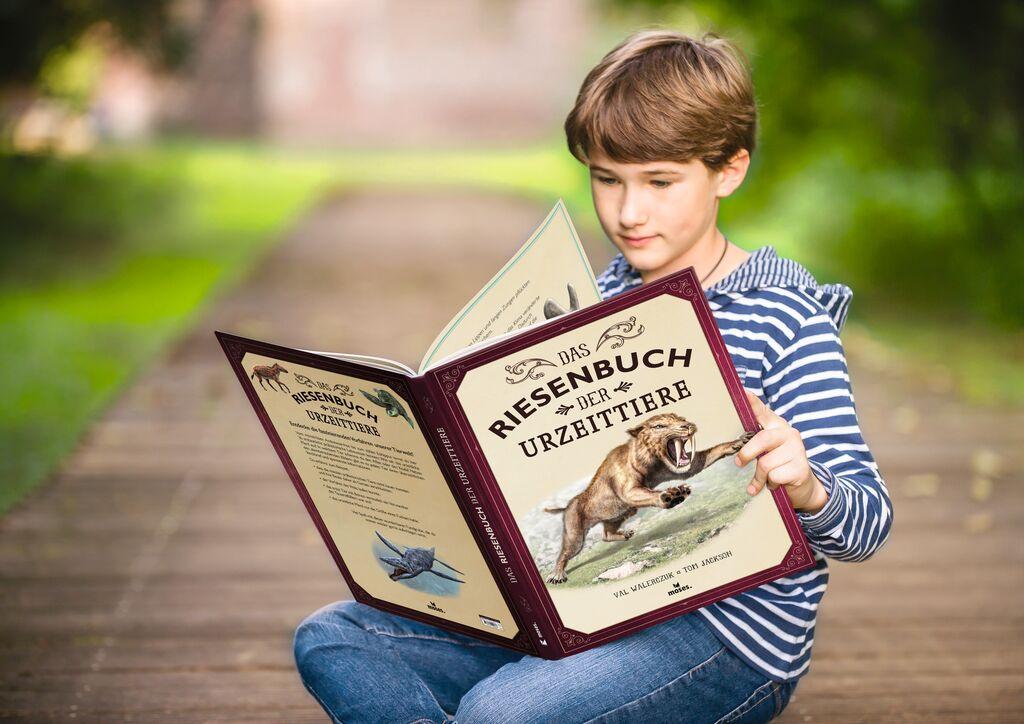 Das Riesenbuch der Urzeittiere
