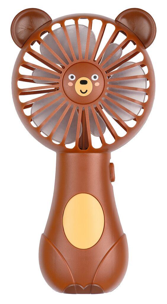 Lustiger Tier-Ventilator Bär