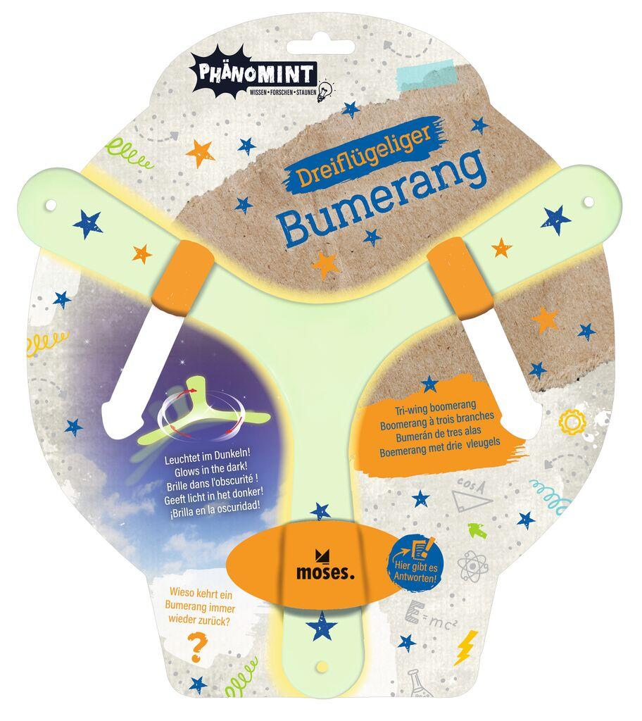 PhänoMINT Bumerang