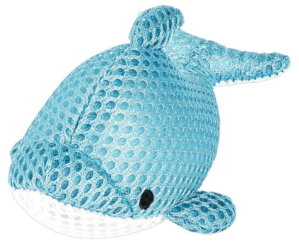 Schwimmender Badefreund aus Stoff Wal