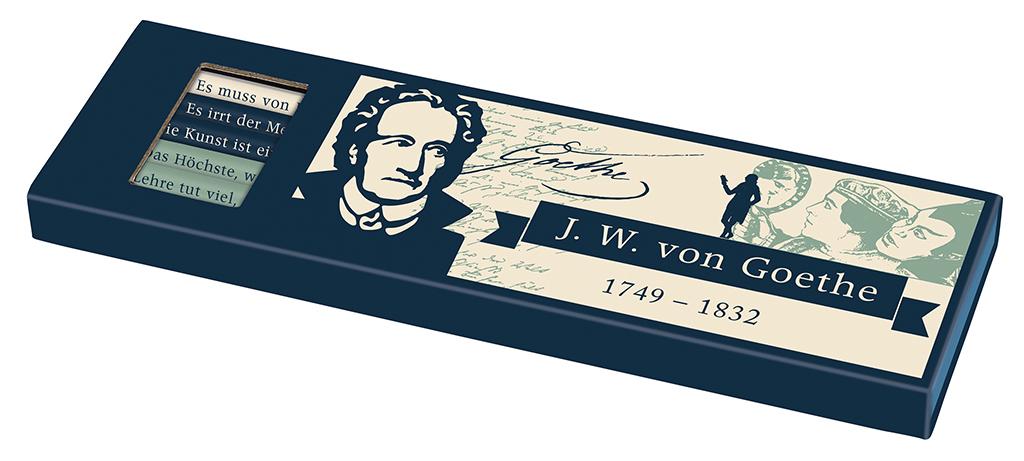 Bleistiftset Goethe