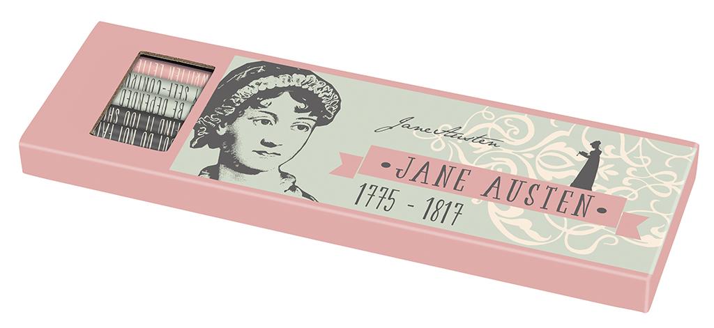 Bleistiftset Jane Austen