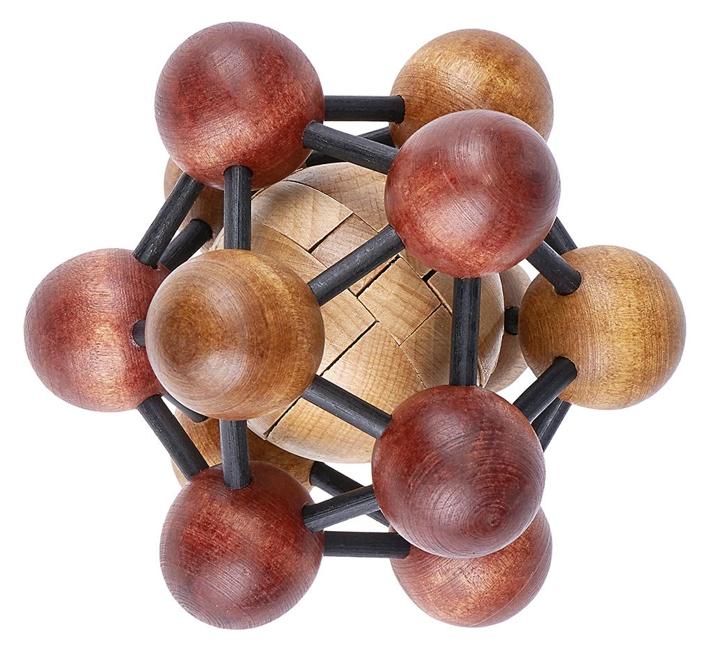 Albert Einsteins Atompuzzle - Geduldspiel