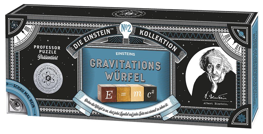 Einsteins Gravitationswürfel