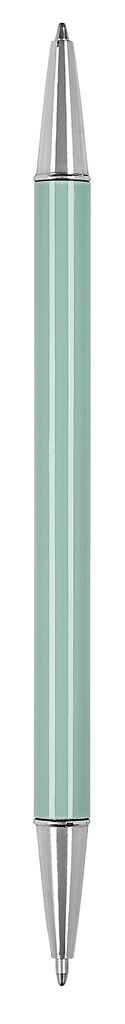 Papeterie Doppel-Schreiber grün