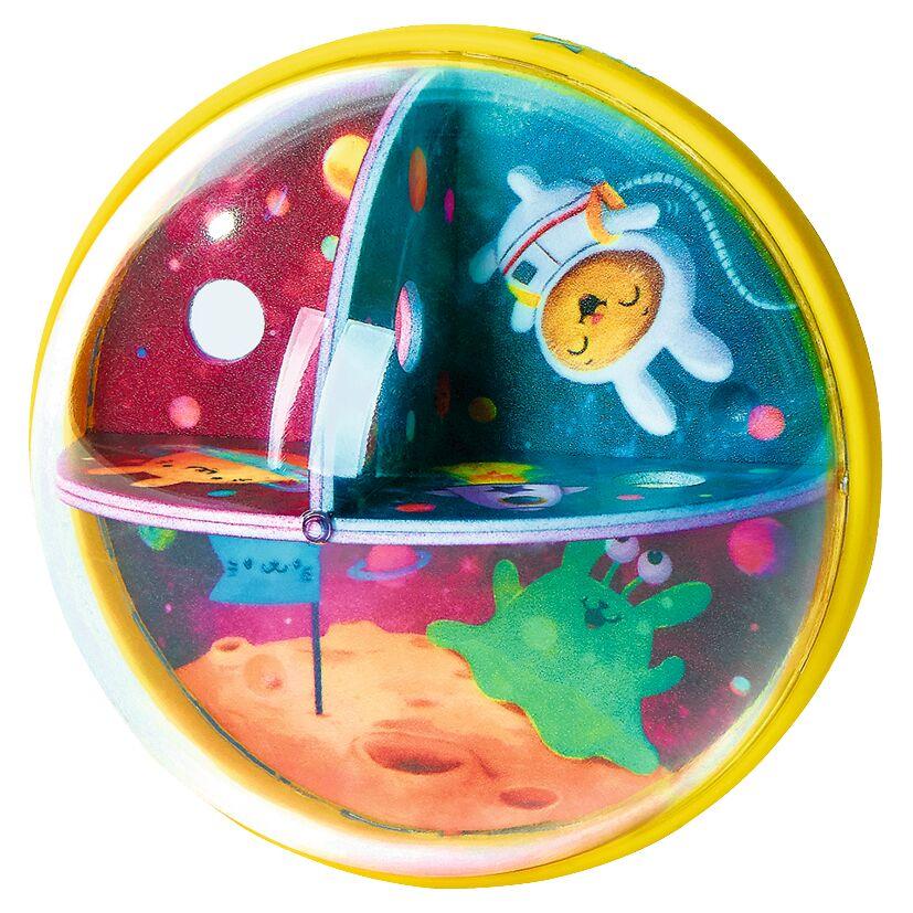 Lustige Kugellabyrinthe Weltraum