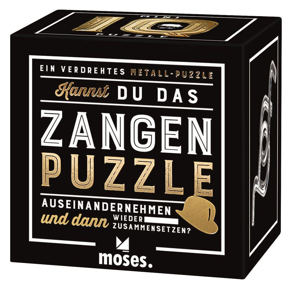 Prof Puzzle Mini IQ Puzzle Zange