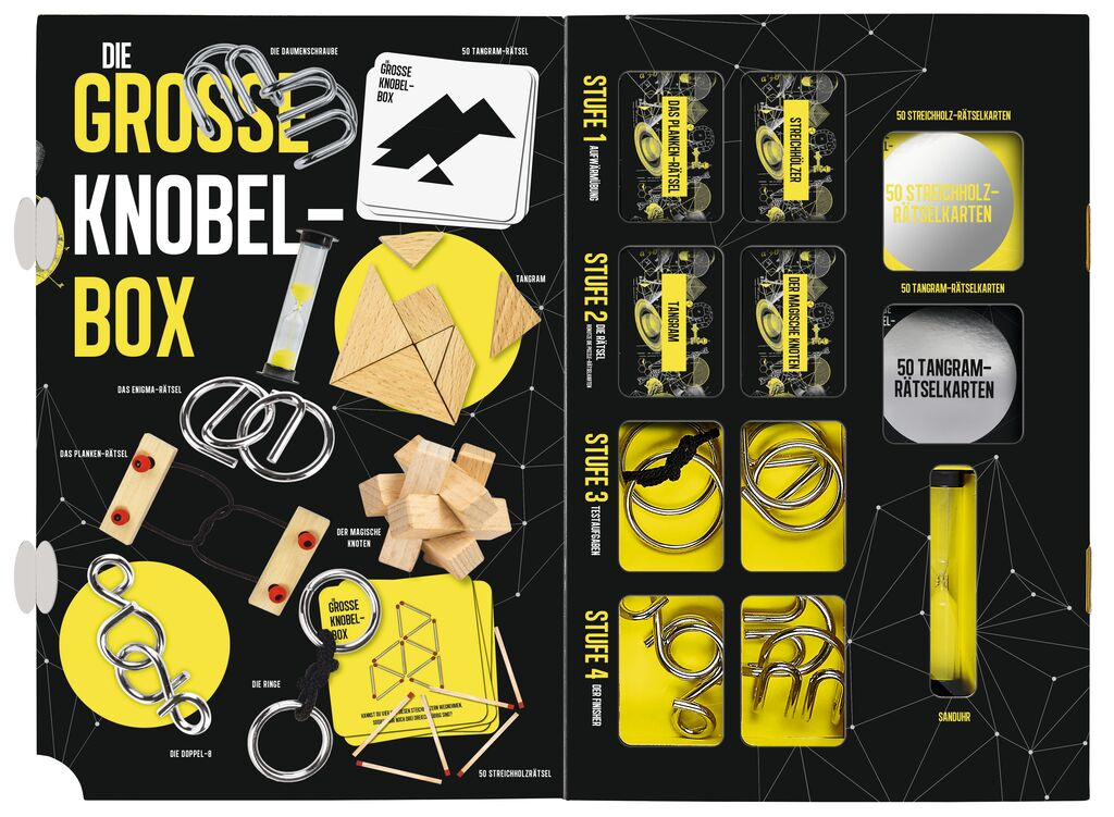 Die große Knobelbox