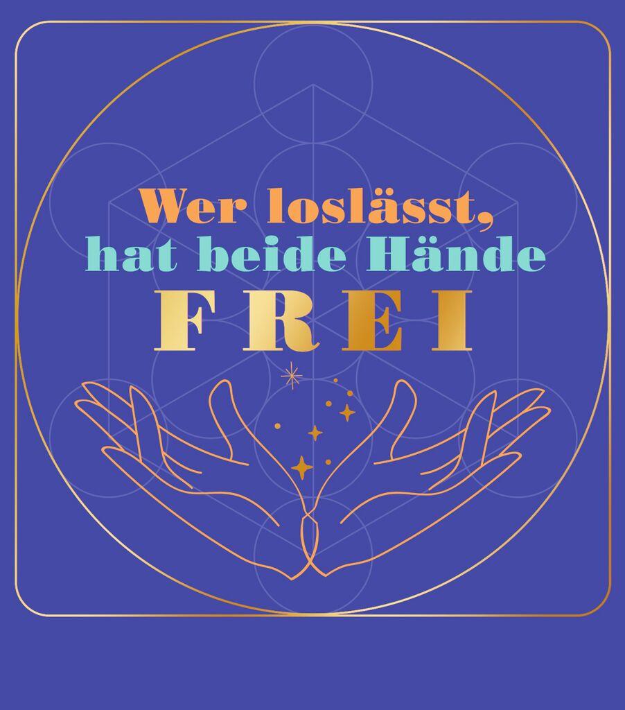 Omm for you Feel-Good-Karten im Aufsteller