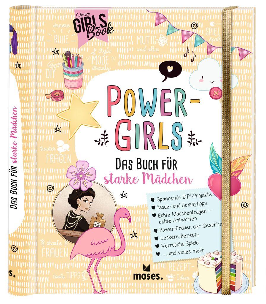 Power-Girls - Das Buch für starke Mädchen