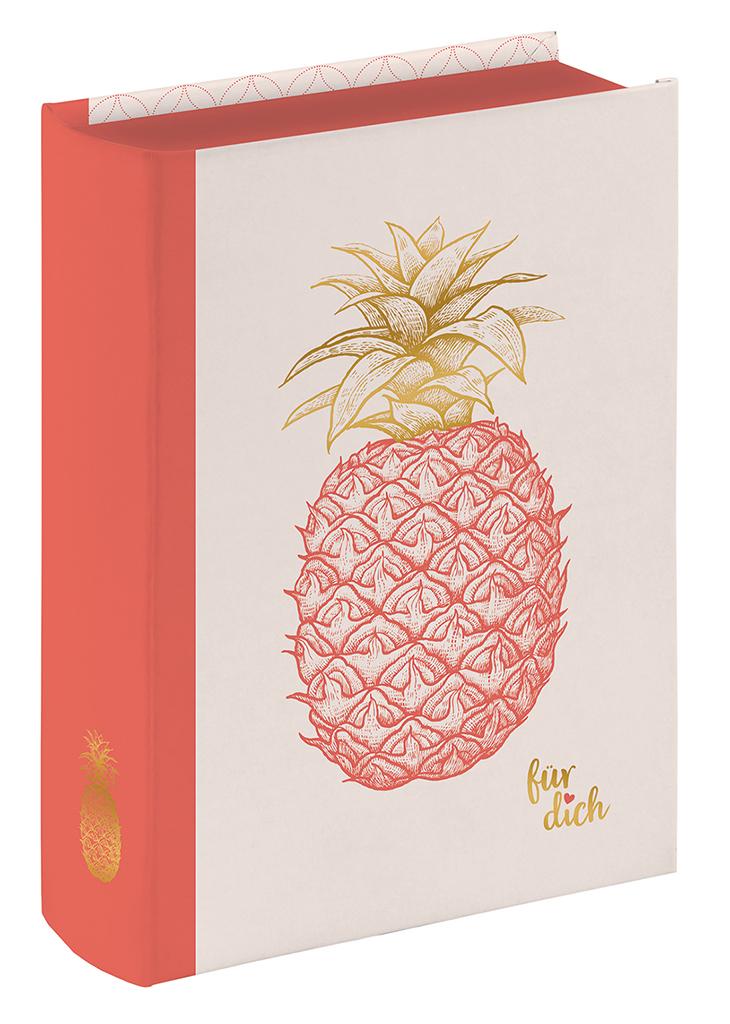 cook & STYLE Mini-Buchbox Ananas