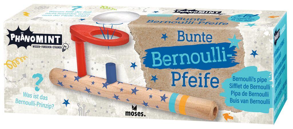 PhänoMINT Bunte Bernoulli-Pfeife blau