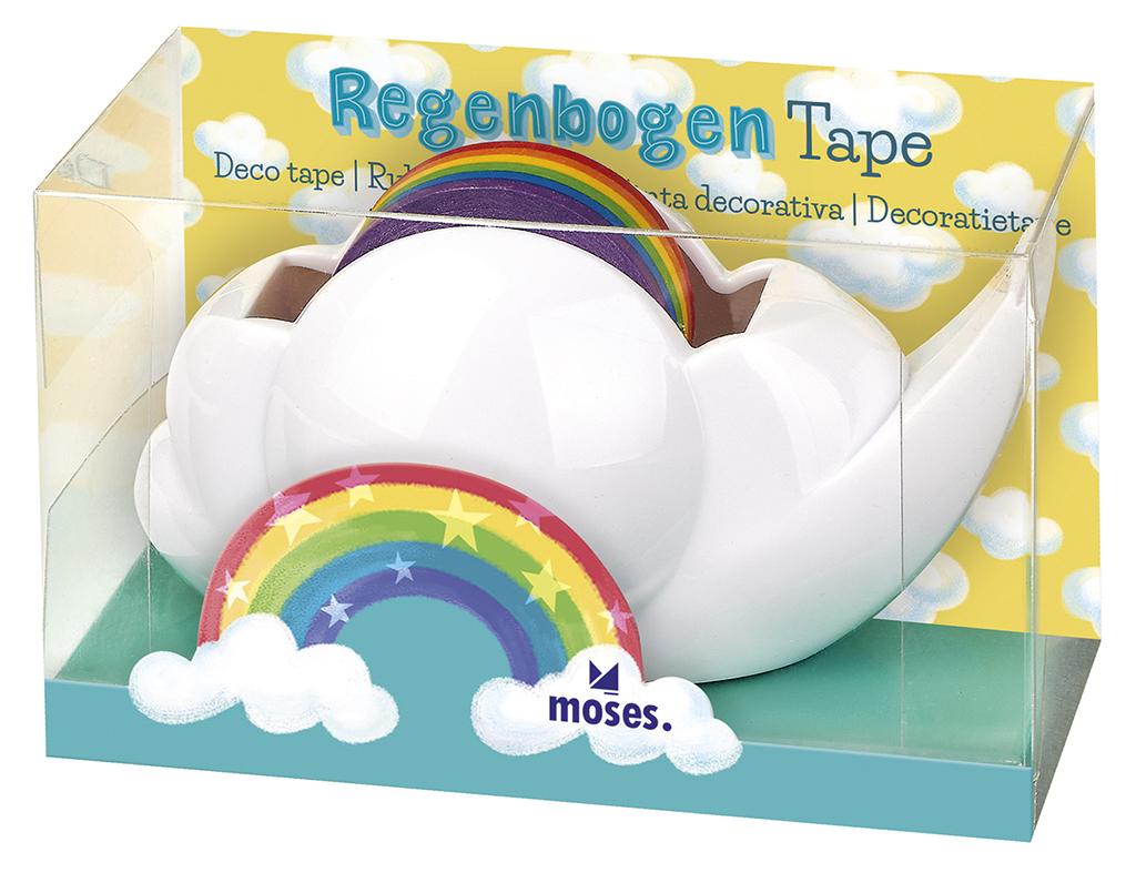 Regenbogen Deko-Tape