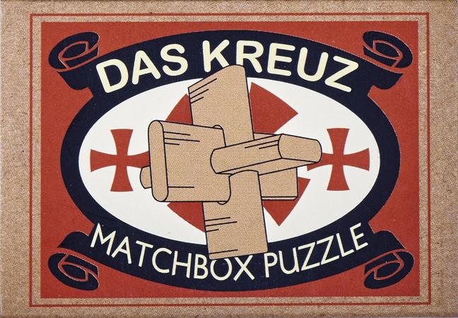 Professor Puzzle - Matchbox Puzzles