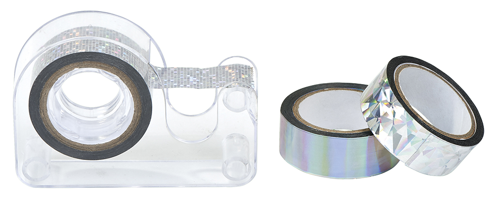 Papeterie Metallic Tapes