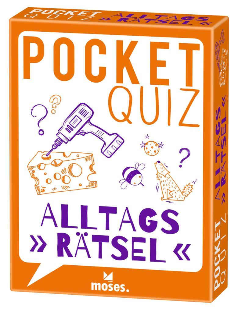 Pocket Quiz - Alltagsrätsel