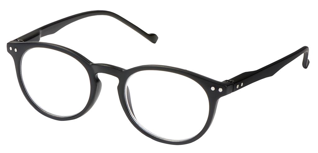 Lesehilfe Style +2.5 schwarz