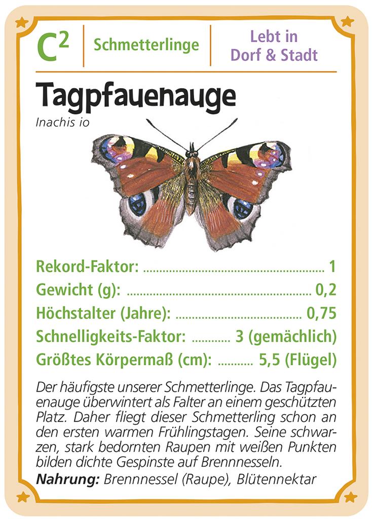 Expedition Natur Trumpf-Quartett Tier-Rekorde