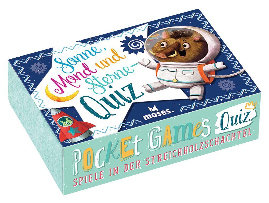 Pocket Games Quiz Sonne, Mond und Sterne