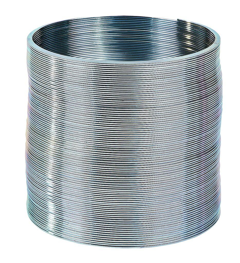 PhänoMINT Treppenhüpfer metallic silber