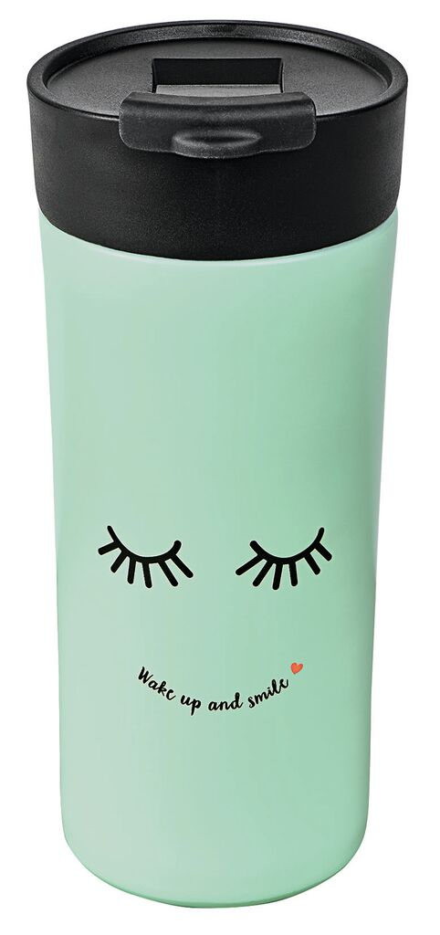 cook & STYLE Thermobecher To Go Smile