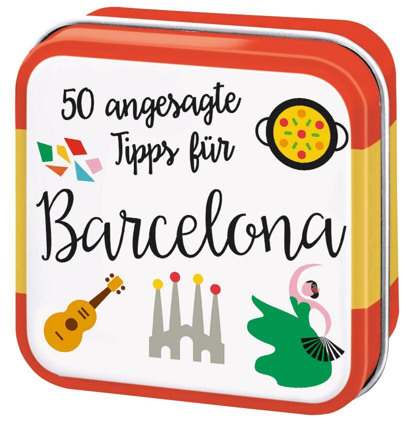 50 angesagte Tipps für Barcelona