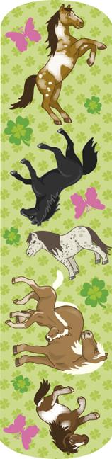 Pflaster Pferde
