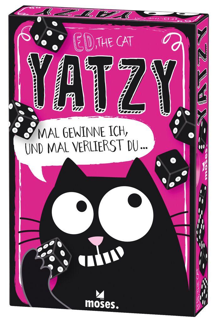 Ed, the Cat Yatzy - Würfelspiel