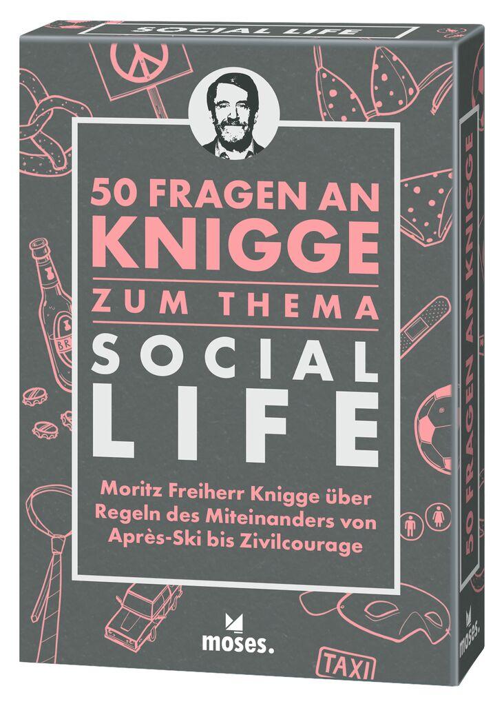 50 Fragen an Knigge: Social Life