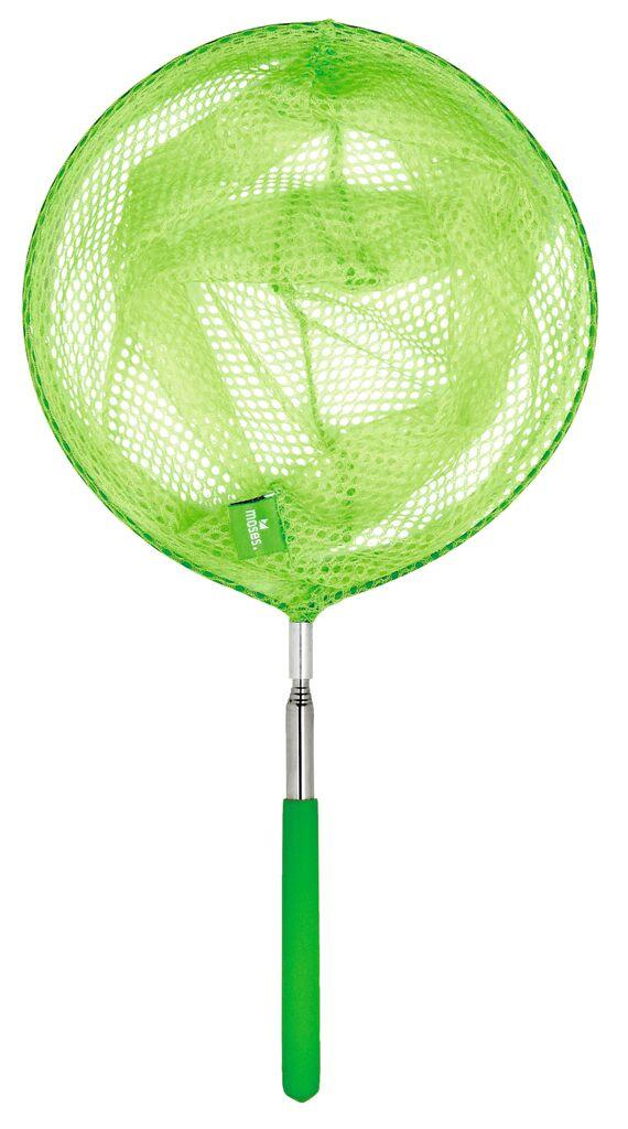 Mein Krabbelkäfer Fangnetz grün