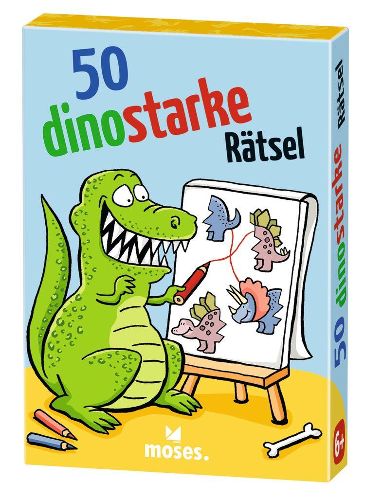 50 Dinostarke Rätsel