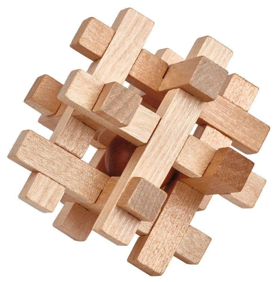 Be Clever! Classic Puzzle Natur Käfig