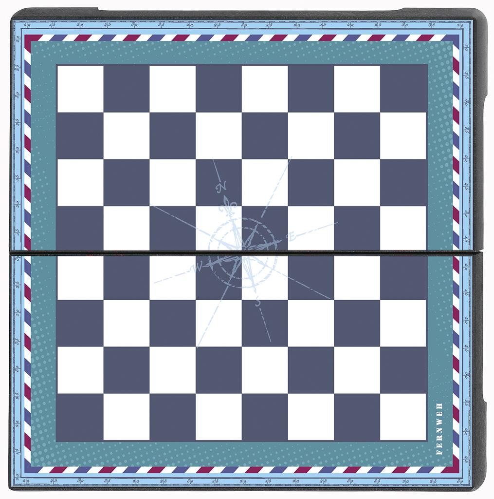Fernweh Magnetspiel Schach