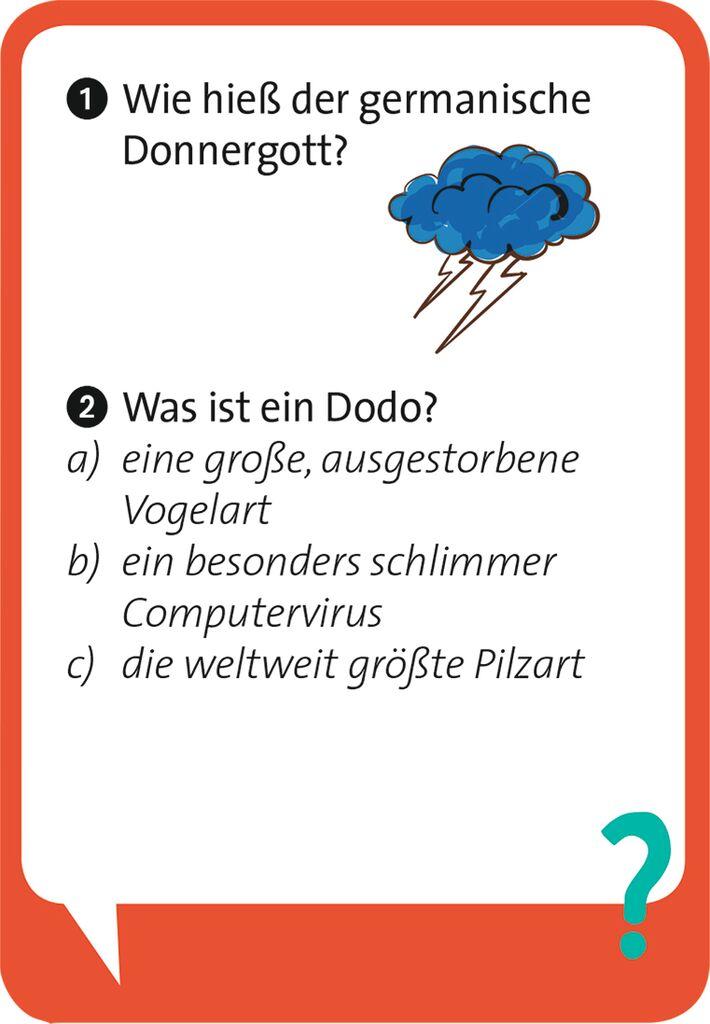 Pocket Quiz junior - Schlaumeier