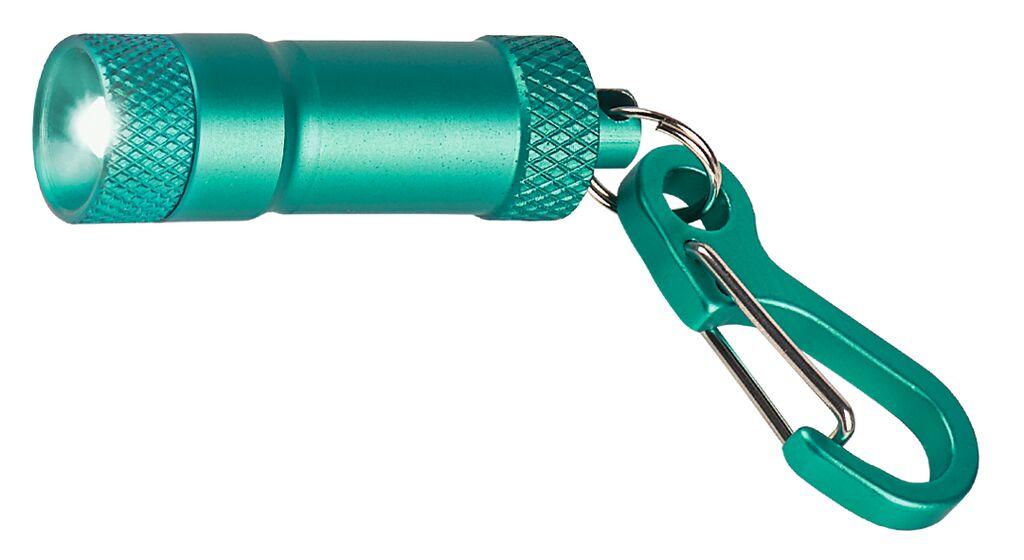 Fernweh Mini Taschenlampe türkis