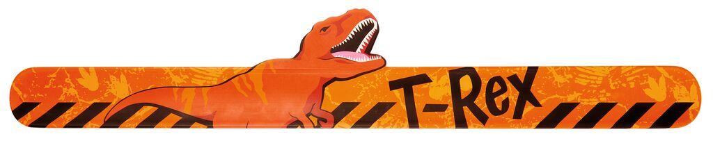 Snap-Band Lineal T-Rex orange