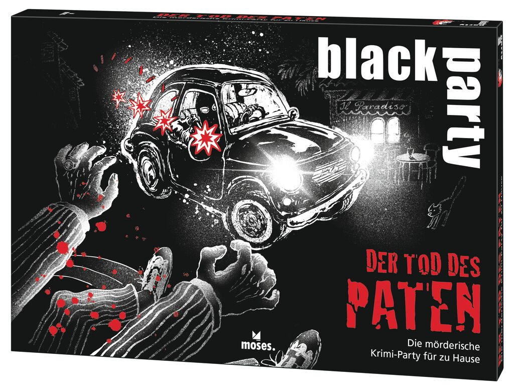 black party - Der Tod des Paten