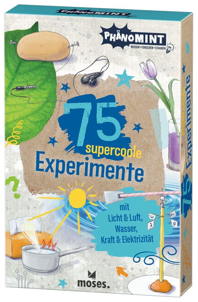 PhänoMINT 75 supercoole Experimente
