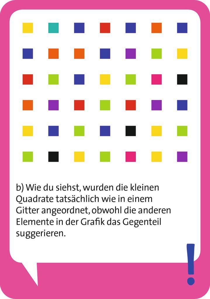 Pocket Quiz - Optische Illusionen