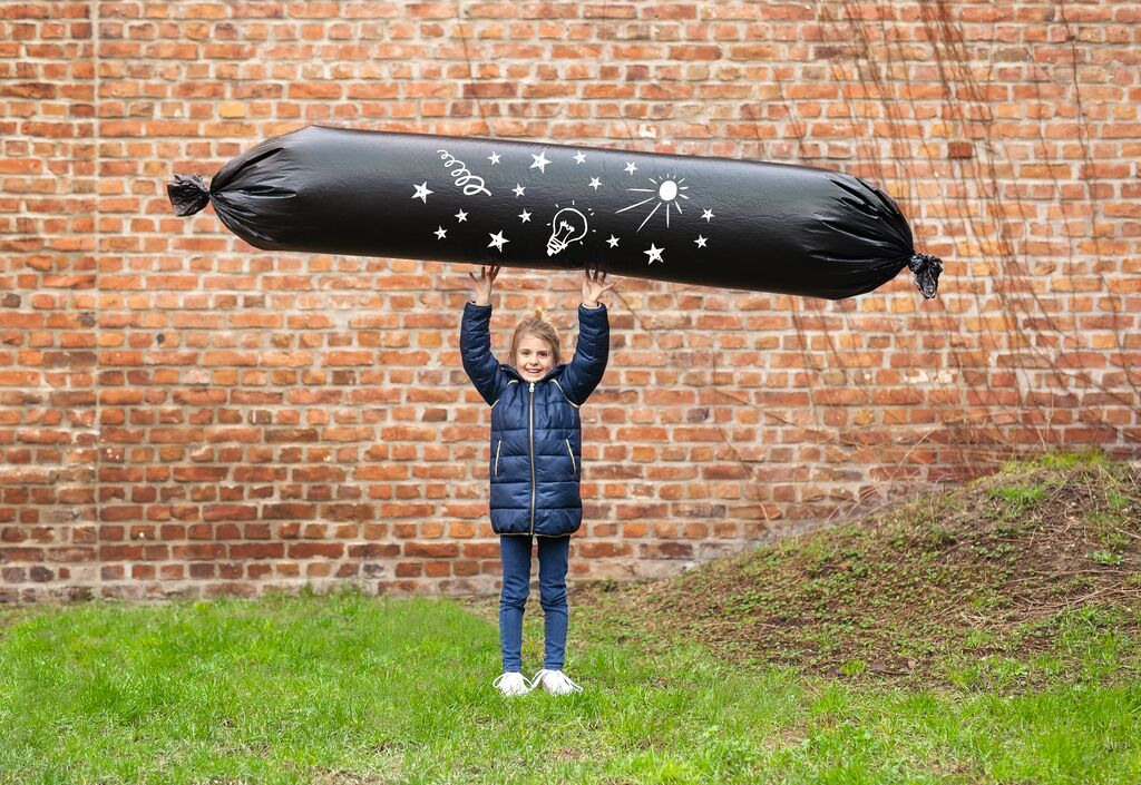 PhänoMINT Solarzeppelin