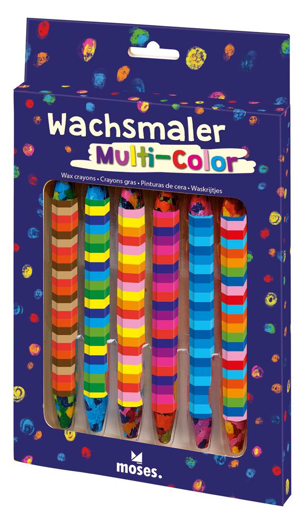 Wachsmaler Multi-Color