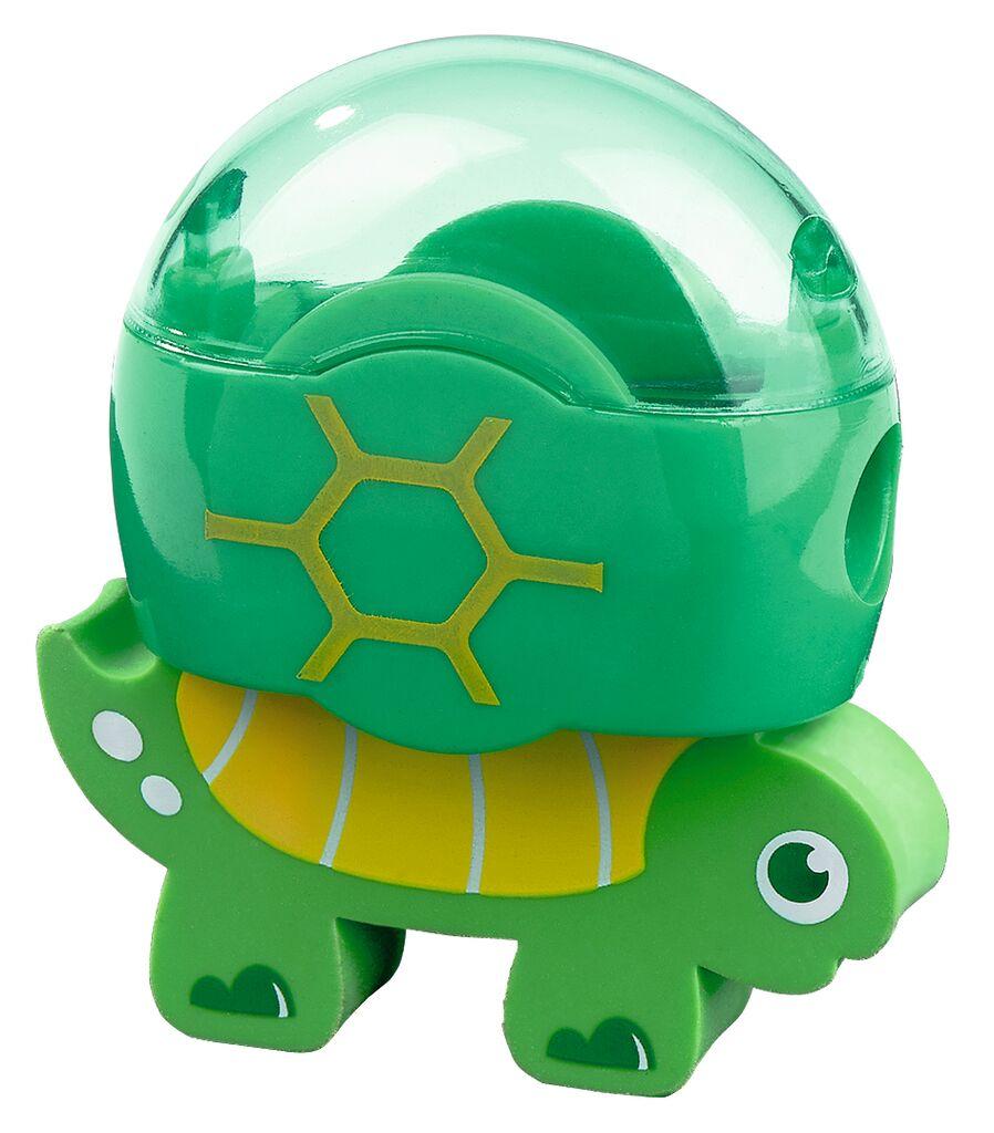 Radierer & Anspitzer Ozeanfreunde Schildkröte