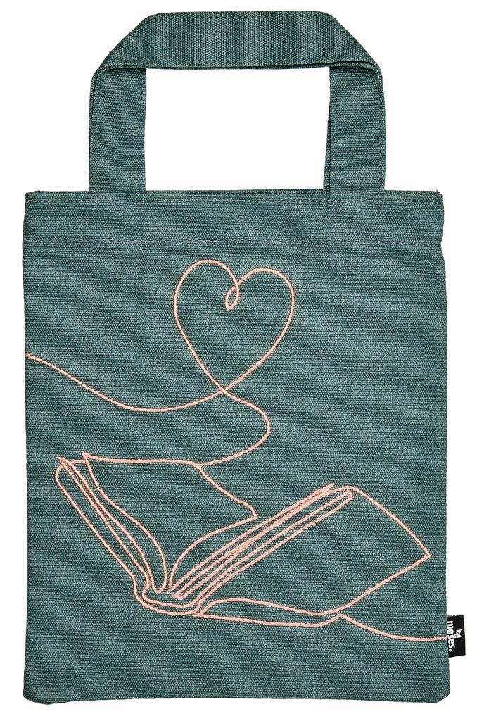 Büchertasche Leseliebe