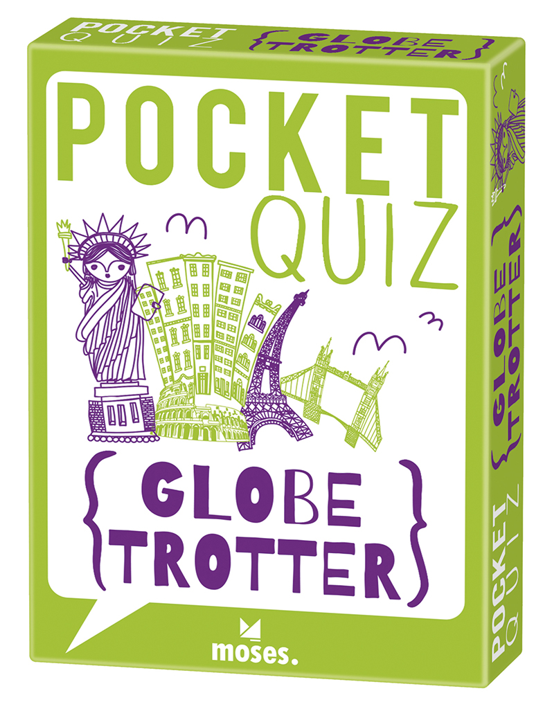 Pocket Quiz - Globetrotter