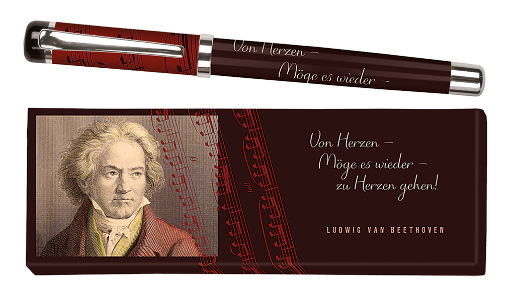 Tintenroller Ludwig van Beethoven