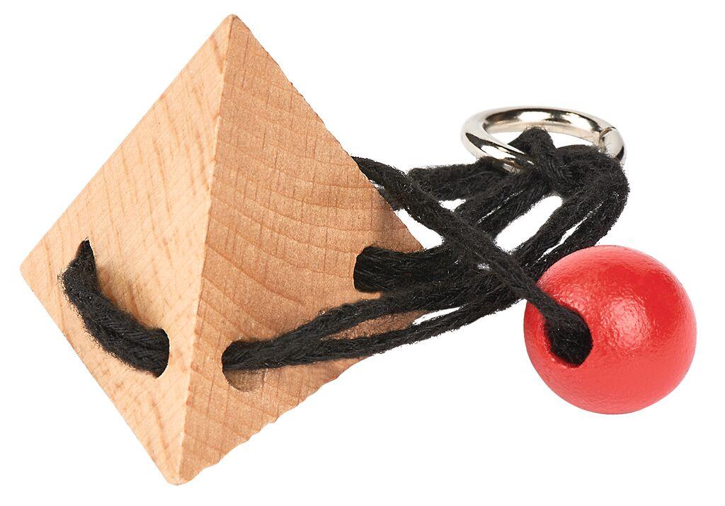 Prof Puzzle Mini IQ Rätsel Pyramide
